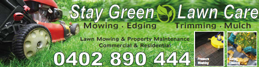 Stay Green Lawn Care - (4)
